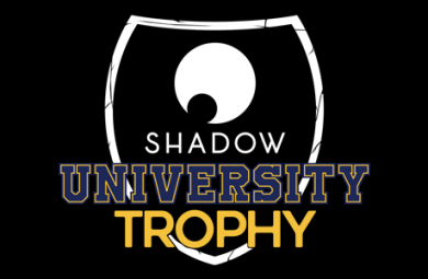 Shadow University Trophy