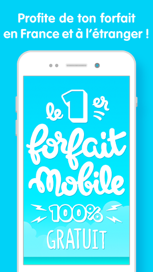 forfait mobile gratuit